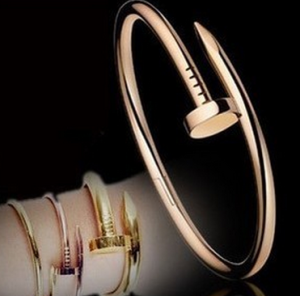 Cartier Juste UN Clou Bangles Pink Rose Gold