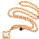 Stay fashionable and classy with Van cleef & arpels necklace replica