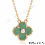 Summer small accessories – flower necklace