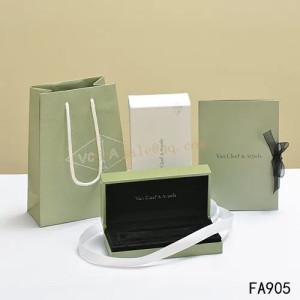 Van Cleef Box fit for van cleef jewelry replica