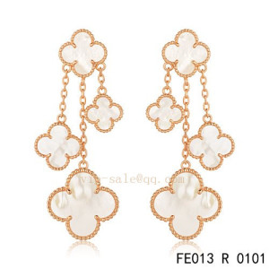 van cleef & arpels earrings wholesale in my jewelry mall