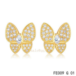 Van Cleef & arpels Earrings replica sell online