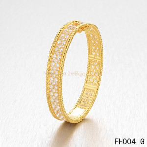 van cleef & arpels bangle replica