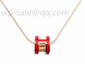 Hermes necklace replica sold in our online shop