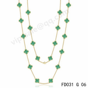Van Cleef Necklace