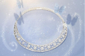 van cleef & arpels diamond breeze jewelry