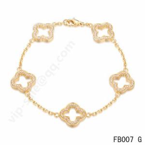van cleef & arpels bracelet replica offer in anychic.com shop