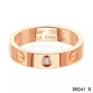 cartier love ring replica