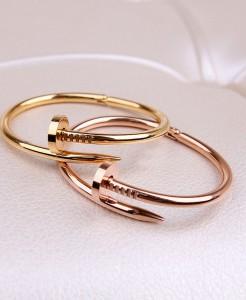 Replica  Cartier Juste Un Clou Bracelets