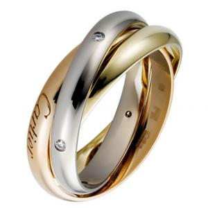 Replica Cartier Trinity Ring Replica Cartier Jewelry