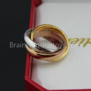 replica Cartier Trinity Rings