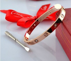 replica cartier love bracelets fake
