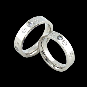 replica cartier love rings