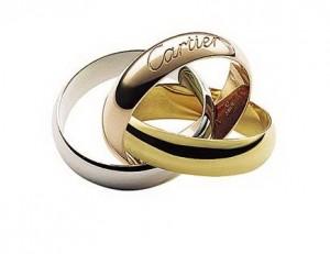 replica cartier rings