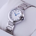 Replica Cartier Ballon Bleu de Cartier Stainless Steel Ladies Watches W69010Z4