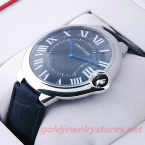 Ballon Bleu de Cartier Stainless Steel Mens Watch