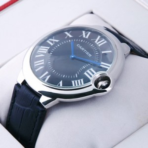 Replica Cartier Bleu Ballon Watches Extra Large Dial Mens