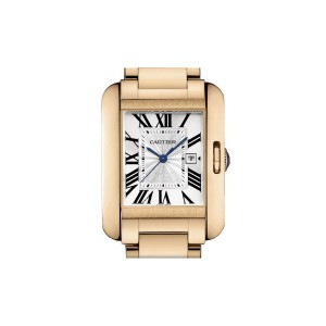 cartier anglaise 18k pink gold medium unisex watches price