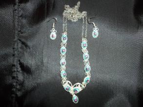 What is enamel jewelry