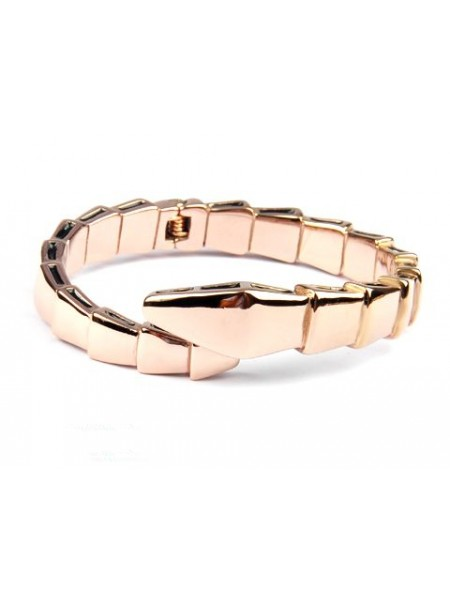Bvlgari Serpenti Bracelet in 18kt Pink Gold