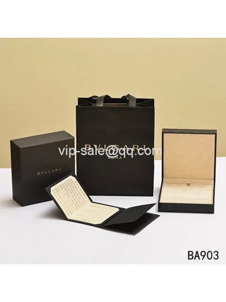New Bvlgari Packagings For Bracelets And Necklaces