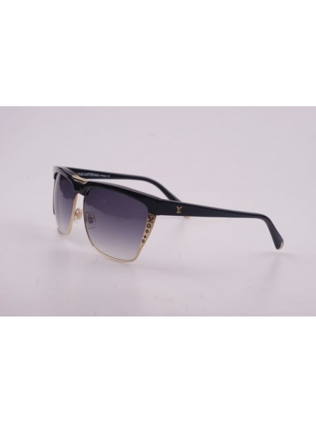af8d285c731 We offer the classic replica LV sunglasses and cheap Louis Vuitton graphic  square shape sunglasses