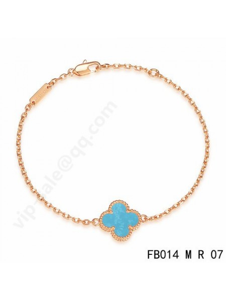 423dad1f9d Buy Discount Van Cleef   Arpels Sweet Alhambra bracelet and Replica Van  Cleef   Arpels jewelry wholesale