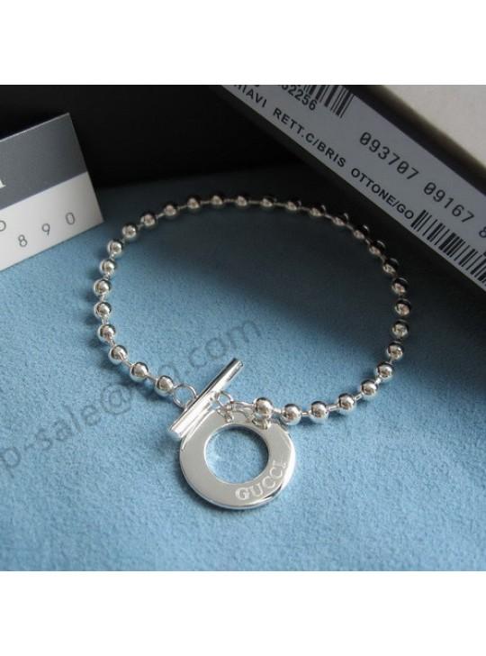 Gucci Bead Toggle Bracelet
