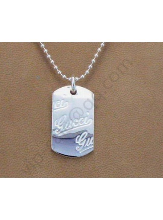 Gucci sterling silver Necklace