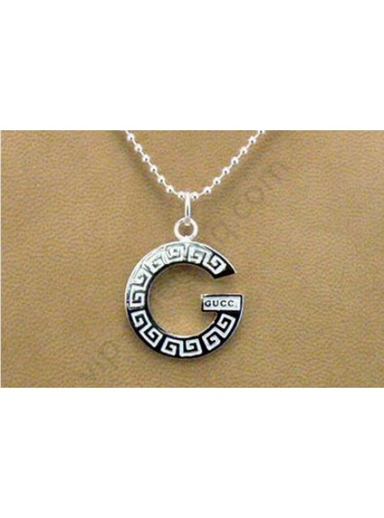 Gucci G Tag Necklace Outlet