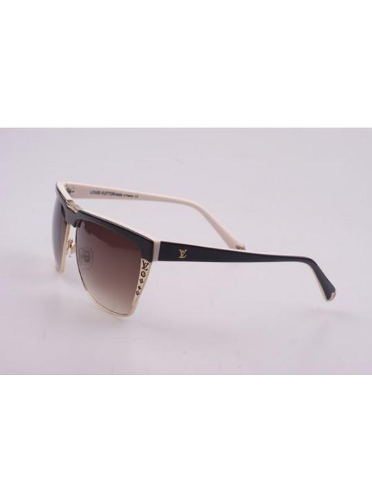 Louis Vuitton graphic square shape sunglasses