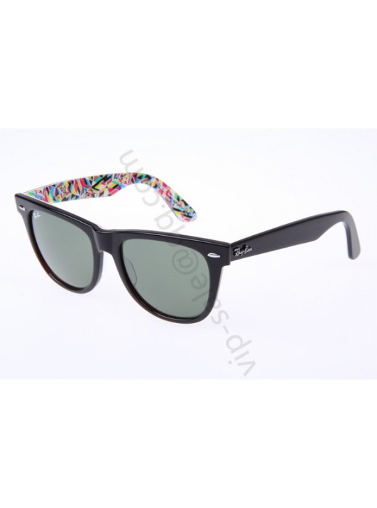 Ray Ban Wayfarer RB2140 54-18 Color sunglasses in Black Color 1020
