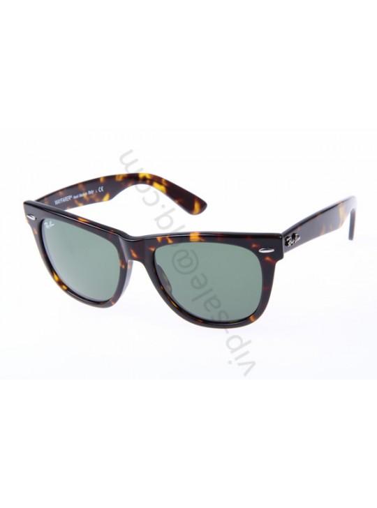 Ray Ban Wayfarer RB2140 54-18 Sunglasses in Tortoise 902
