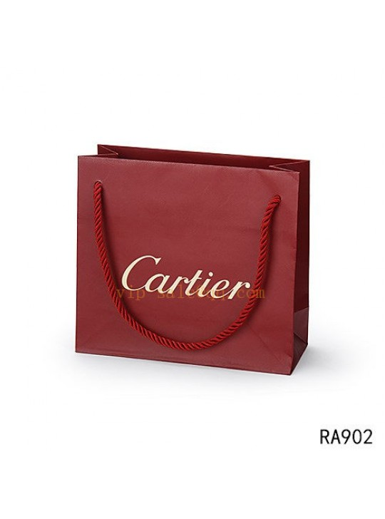 Discount Cartier Shopping Bag