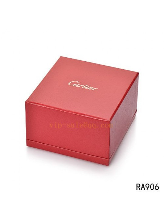 Cartier Red Leather Box For Bangle Discount