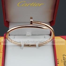 Replica Cartier Juste Un Clou Bracelet Pink Gold Replica