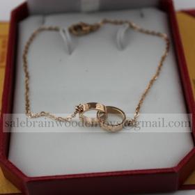 Replica Replica Cartier Love Bracelet Pink Gold B6027000 Online Sale