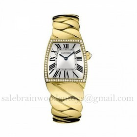 Replica Replica Cartier La Dona Diamond 18kt Yellow Gold Large Ladies Watches