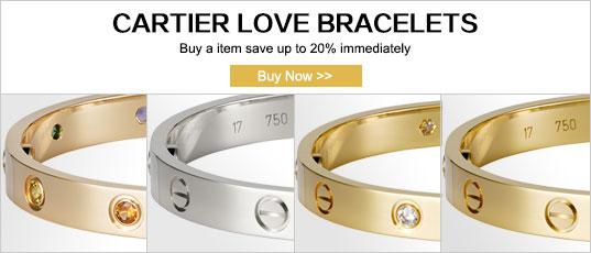 Cartier Love Bracelets Replica