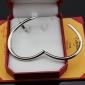 Replica Cartier Juste Un Clou Bracelet White Gold
