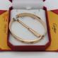 Replica cheap Cartier Love Bracelet Pink Gold (New Version - Prevent Screws Fall Out)