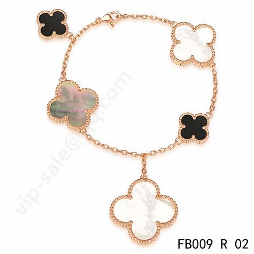 Van Cleef Alhambra Bracelet Replica Online