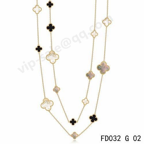 Van Cleef And Arpels Necklace Replica Uk
