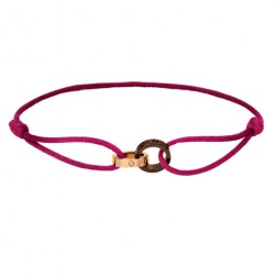 cartier love pink gold precision ceramic diamond red hand rope replica