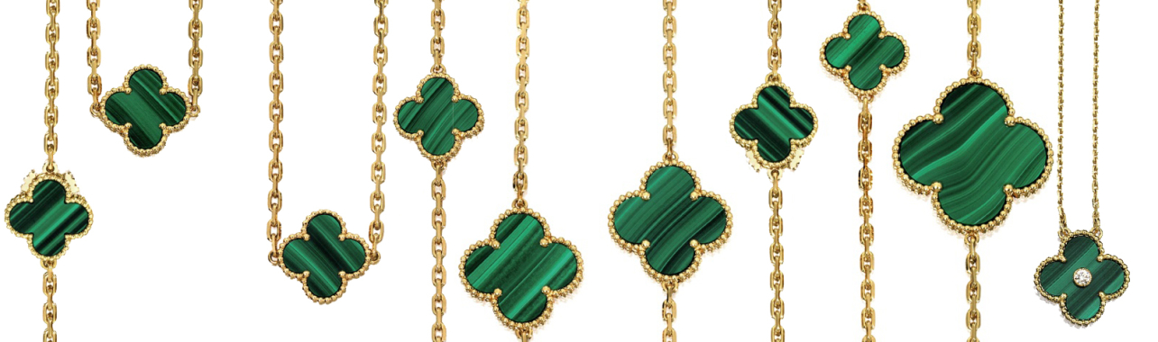 Van cleef and arpels earrings replica