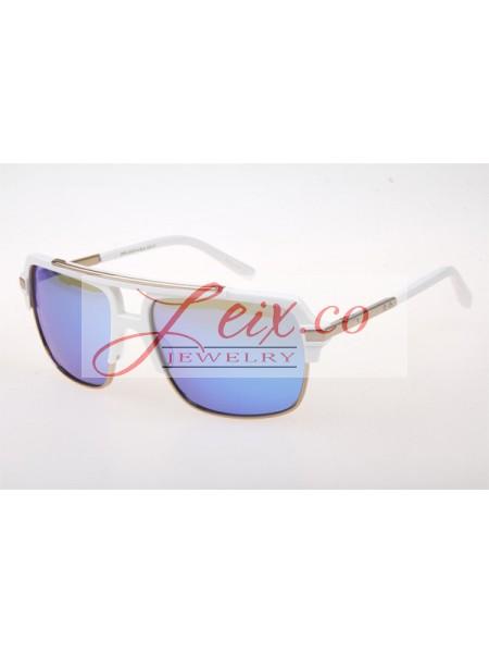 723aaa3eb9c Cheap Dita MACH FOUR Sunglasses In White Blue Flash Lens