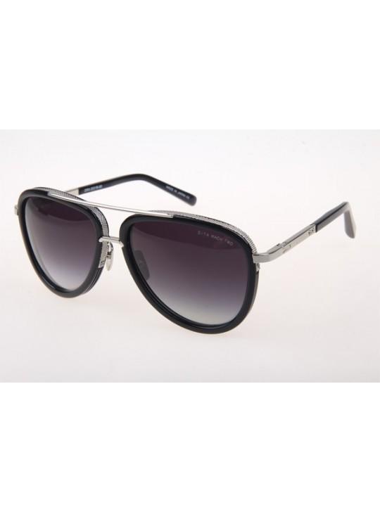 31bad64cd74b Replica Dita MACH TWO Sunglasses In Black Silver