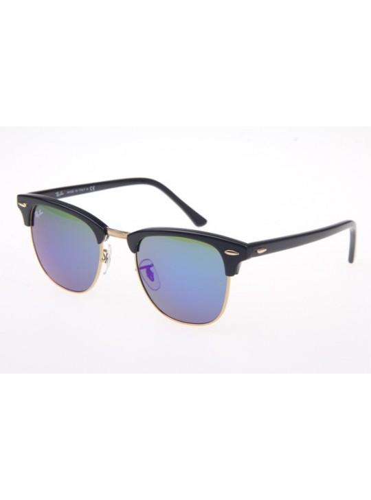 0df7929d9ba Ray Ban RB3016 Sunglasses In Black Blue Lens 901 17 ...