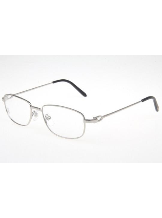 42b9e65a2bb Cartier 6410162 Eyeglasses In Silver