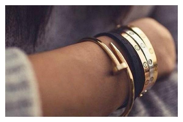 bda932500df Cartier Love bracelet for men   women